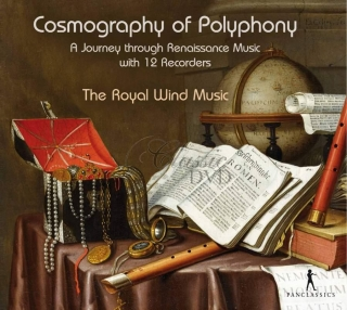 A Cosmography of Polyphony (CD)