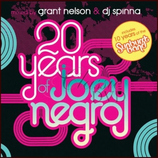 20 YEARS OF JOEY NEGRO & THE SUNBURST BAND (3CD)