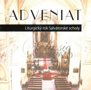 ADVENT: Liturgical Year Of Salvator School.  (CD)