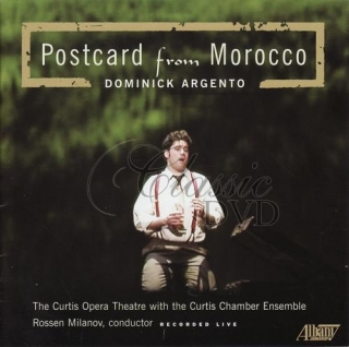ARGENTO,D.: Postcard from Morocco (2CD)
