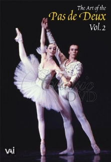 PAS DE DEUX: The Art of Vol.2 (DVD)