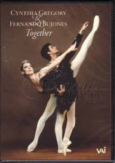 CYNTHIA GREGORY & FERNANDO BUJONES: Together (DVD)