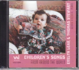CHILDREN`S SONGS: From around the world (CD)