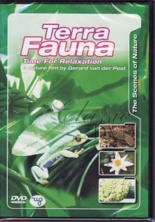 TERRA FAUNA: Time For Relaxation (DVD)