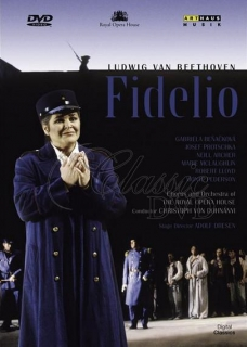 BEETHOVEN,L.V.: Fidelio [Royal Opera House] (DVD)