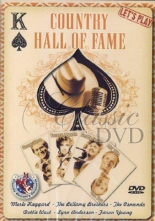 COUNTRY HALL OF FAME (DVD)