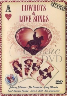 COWBOYS & LOVE SONGS (DVD)