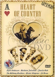 HEART OF COUNTRY (DVD)