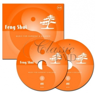 FENG SHUI: Music for harmony and balance (2CD)