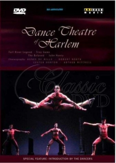 DANCE THEATRE OF HARLEM - Dance Portrait (DVD)