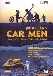 KYLIÁN Jiří - Car Men / La Cathedrale engloutie / Silent Cries (DVD)