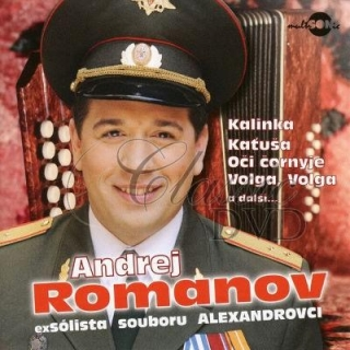 ANDREJ ROMANOV: Russian Folk Songs (CD)