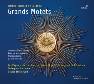 MICHEL-RICHARD DE LALANDE (1657-1726) - Grands Motets (CD)