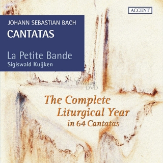 BACH: 64 Cantatas For the Complete Liturgical Year - SBĚRATELSKÁ EDICE (19CD)