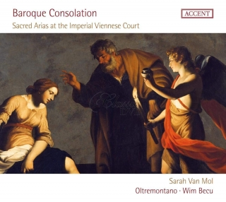 Baroque Consolation - Sacred Arias at the Imperial Viennese Court (CD)