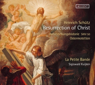 Heinrich Schütz: Resurrection of Christ (CD)