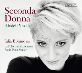 Seconda Donna. Works By Handel & Vivaldi (CD)