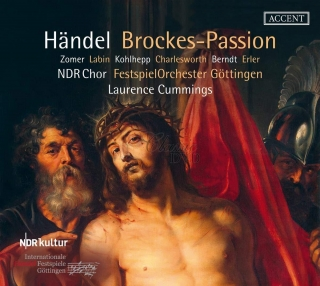 Handel: Brockes-Passion (2CD)