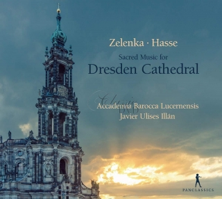 Zelenka/Hasse: Sacred Music For Dresden Cathedral (CD)