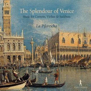 LA PIFARESCHA: SPLENDOR OF VENICE (CD)