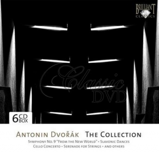 DVOŘÁK The Collection (6CD)
