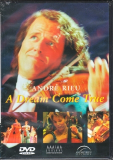 ANDRE RIEU: A Dream Come True (DVD)