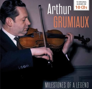 Arthur Grumiaux - Milestones Of A Legend (10CD)