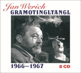 JAN WERICH Gramotingltangl 1966-1967 (8CD)