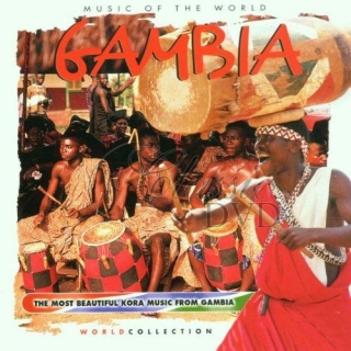 AFRICA: Music Of GAMBIA (CD)