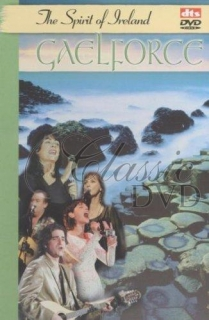 GAELFORCE: The Spirit Of Ireland (DVD)