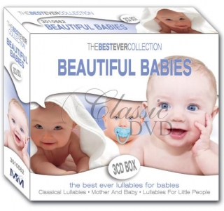 BEAUTIFUL BABIES: The Best Ever Lullabies (3CD)