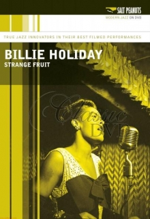 BILLIE HOLIDAY: Strange Fruit (DVD)