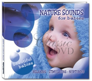 BEAUTIFUL BABIES: Relaxační hudba - Natural Sounds (CD)