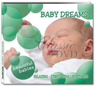 BEAUTIFUL BABIES: Baby Dreams - Sladké sny (CD)