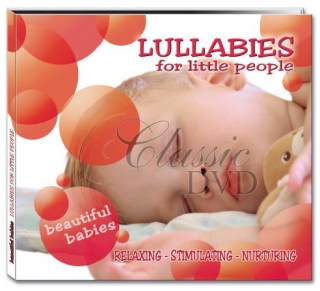 BEAUTIFUL BABIES: Lullabies For Little People - Ukolébavky (CD)
