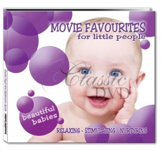 BEAUTIFUL BABIES: Movie Favourites For Little People (CD)