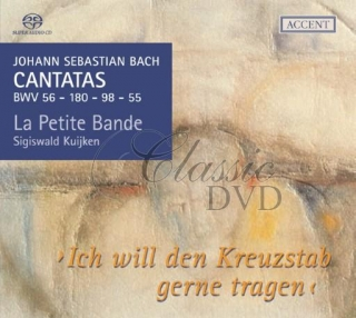 BACH,J.S.: Cantatas for the liturgical year, Vol.01 (SACD)