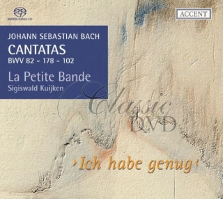 BACH,J.S.: Cantatas for the liturgical year, Vol.03 (SACD)