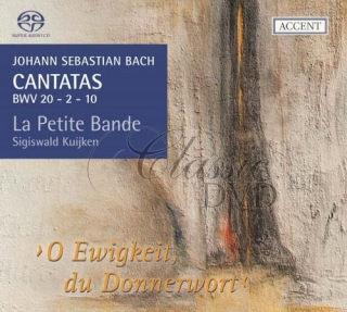 BACH,J.S.: Cantatas for the liturgical year, Vol.07 (SACD)