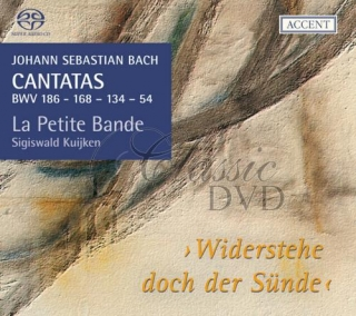 BACH,J.S.: Cantatas for the liturgical year, Vol.17 (SACD)