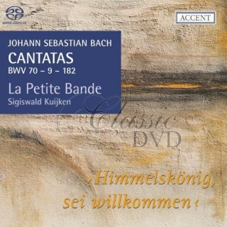 Bach - Cantatas for the Liturgical Year Volume 18 (SACD)
