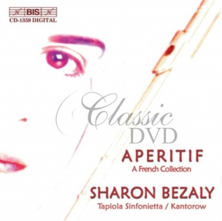 APERETIF: A French Collection for Flute and Orchestra [Sharon Bezaly] (CD)