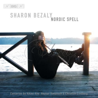 SHARON BEZALY: Nordic Spell - Concertos for Flute and Orchestra (CD)