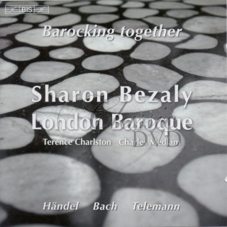 SHARON BEZALY: Barocking together - Flute recital (CD)