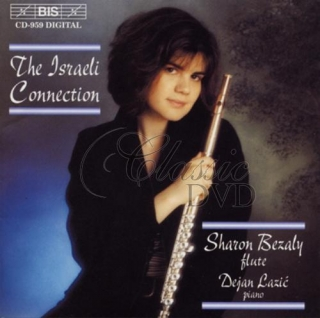 FLUTE & PIANO: The Israeli connection [Sharon Bezaly] (CD)