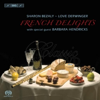 SHARON BEZALY: French Delights (SACD)