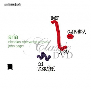 ARIA - Nicholas Isherwood performs John Cage (SACD)