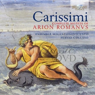 Carissimi: Motets from Arion Romanus (3CD)
