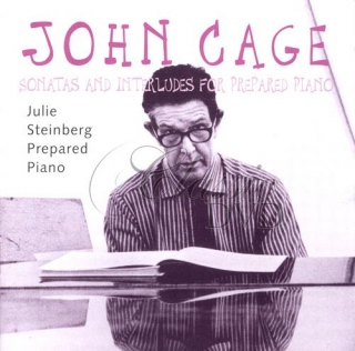 CAGE,J.: Sonatas & interludes for prepared piano (CD)