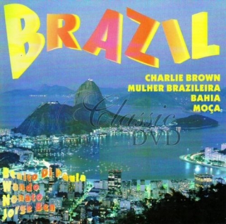 BRAZIL: The Best Of Samba & Bossa Nova (CD)